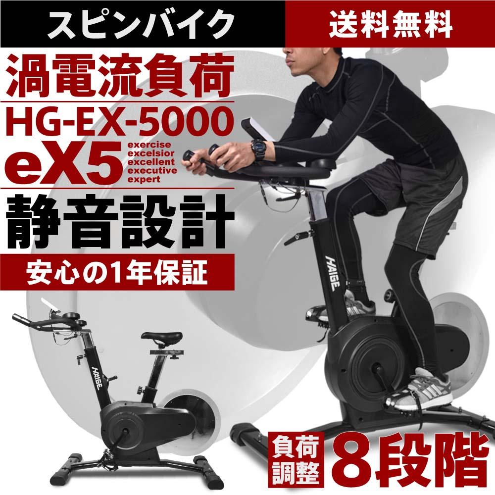 渦電流スピンバイク